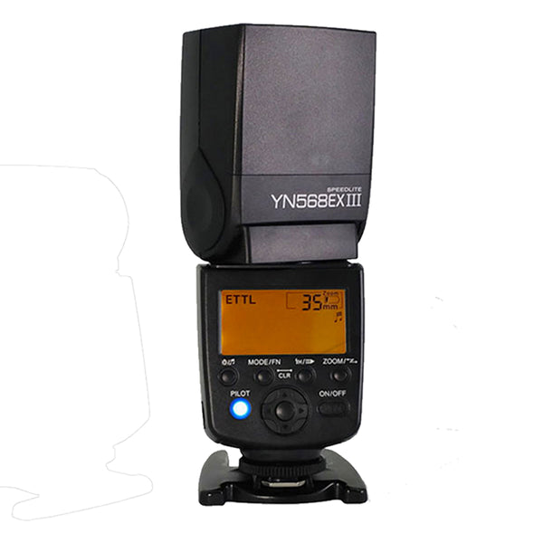 Yongnuo YN568EX III Speedlite for Nikon Cameras Flash