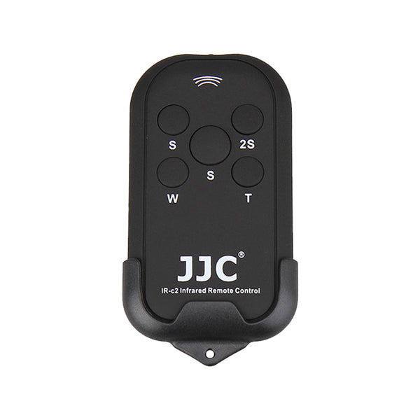 JJC IR Wireless Remote replaces CANON RC-1 & RC-6 (IR-C2)