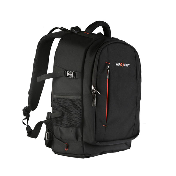 K&F Concept Nylon Multifunctional Large DSLR Camera Backpack for DSLR Mirrorless Camera Travel Photography Bag - KF13.025