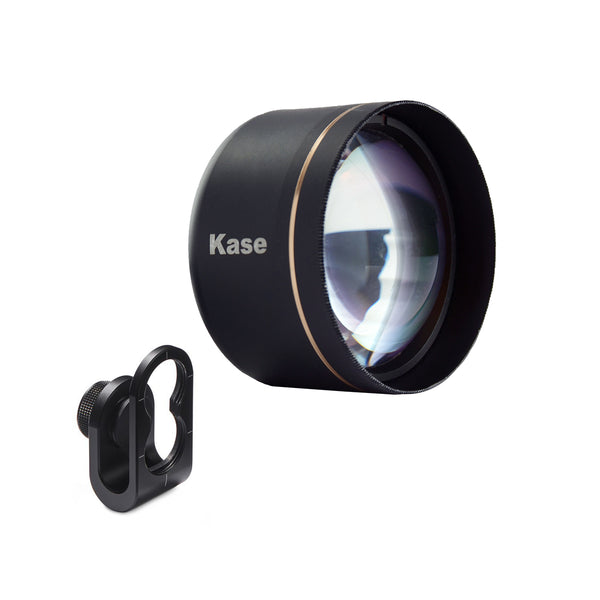Kase Mobile Phone Lens Master 135mm Telephoto
