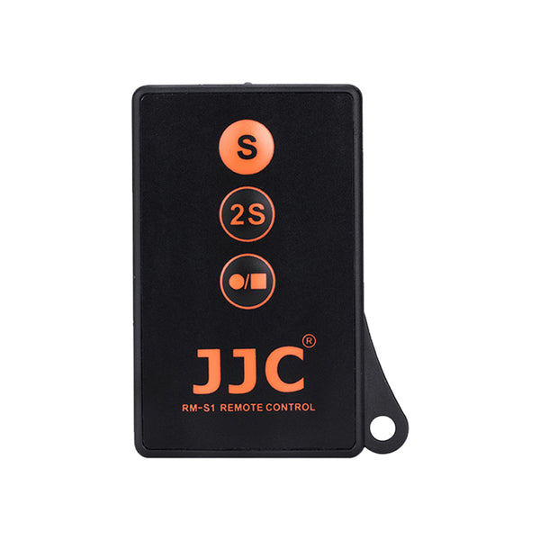 JJC IR Wireless Remote replaces SONY RMT-DSLR1/RMT-DSLR2 (RM-S1)