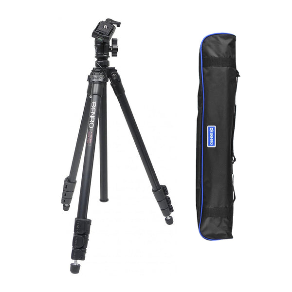 Benro Tripod A150FBR0 with Tripod Head