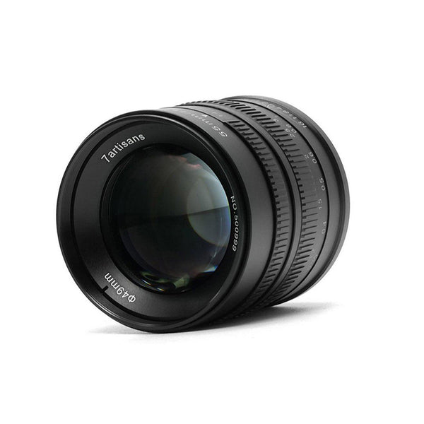 7artisans Photoelectric 55mm f/1.4 Lens f1.4 for Fujifilm X