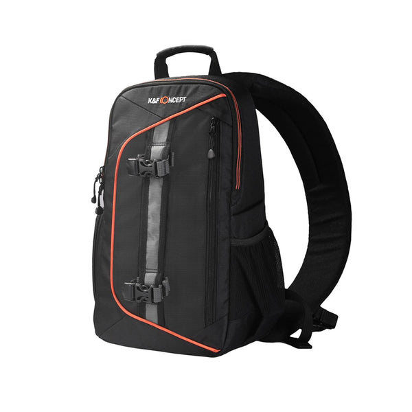 K&F Concept Nylon Sling Camera Bag Backpack for Travel Photography for DSLR Mirrorless etc. - KF13.050