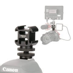 Ulanzi PT-3S Hot Shoe Mount Adapter with Mount for DSLR Camera PT-3 S
