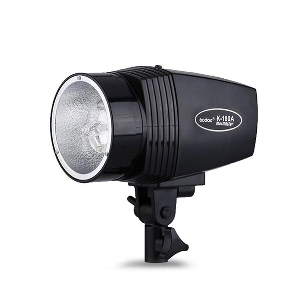 GODOX K-180A Mini Master 180W Studio Strobe Photo Compact Flash Light Lamp