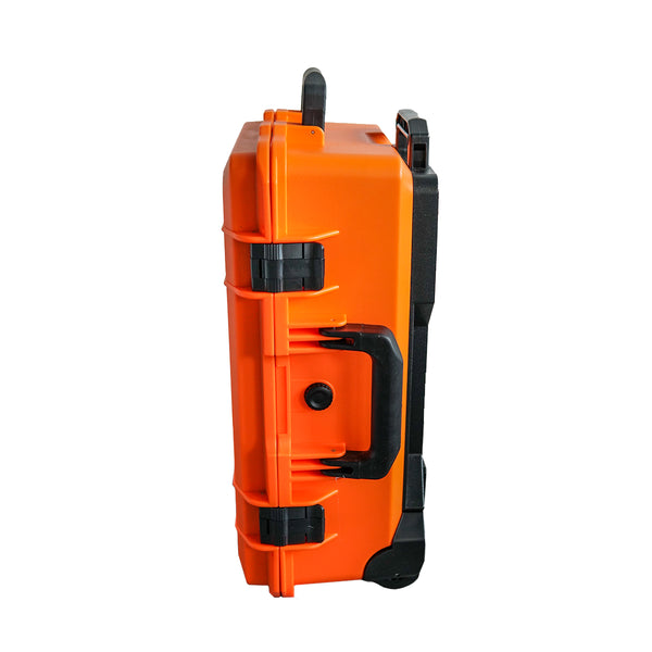 VESSEL CC1 Trolley Hard Case Camera Photography Equipment Case (Orange)