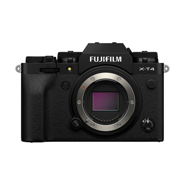 FUJIFILM X-T4 Mirrorless Digital Camera | Body Only