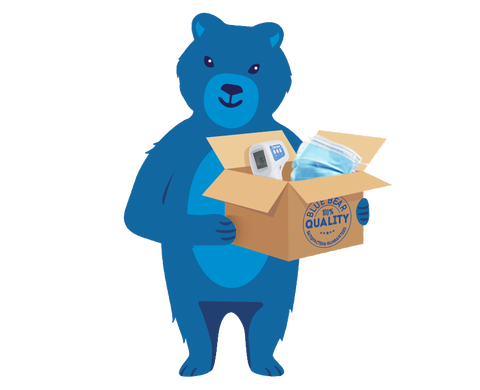 Blue Bear Shipping Policy