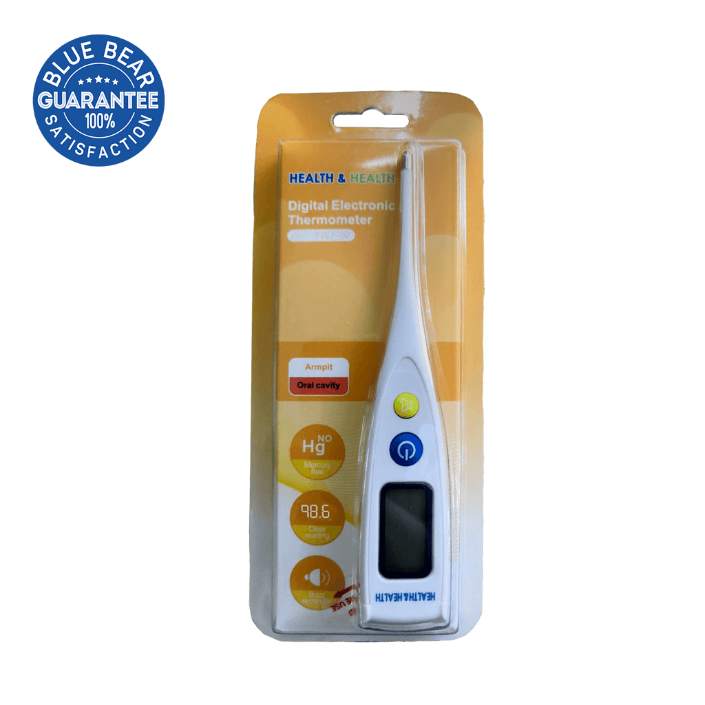 LCD Display Digital Thermometer in Package