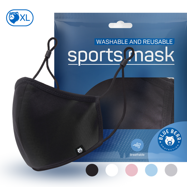 Blue Bear Sports Mask XL