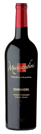 Muscardini Cellars - 2015 Cassata Vineyard Zinfandel