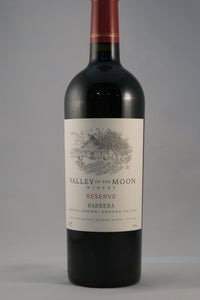 Valley of the Moon Winery –  2014 Reserve Barbera