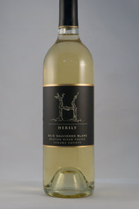 Hersly Wines  – 2015 Russian River Valley Sauvignon Blanc