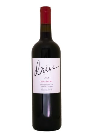 Drive Wines - 2017 Puccioni Ranch, Dry Creek Valley Zinfandel