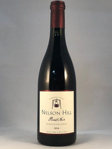 Nelson Hill Winery – 2014 Anderson Valley Pinot Noir