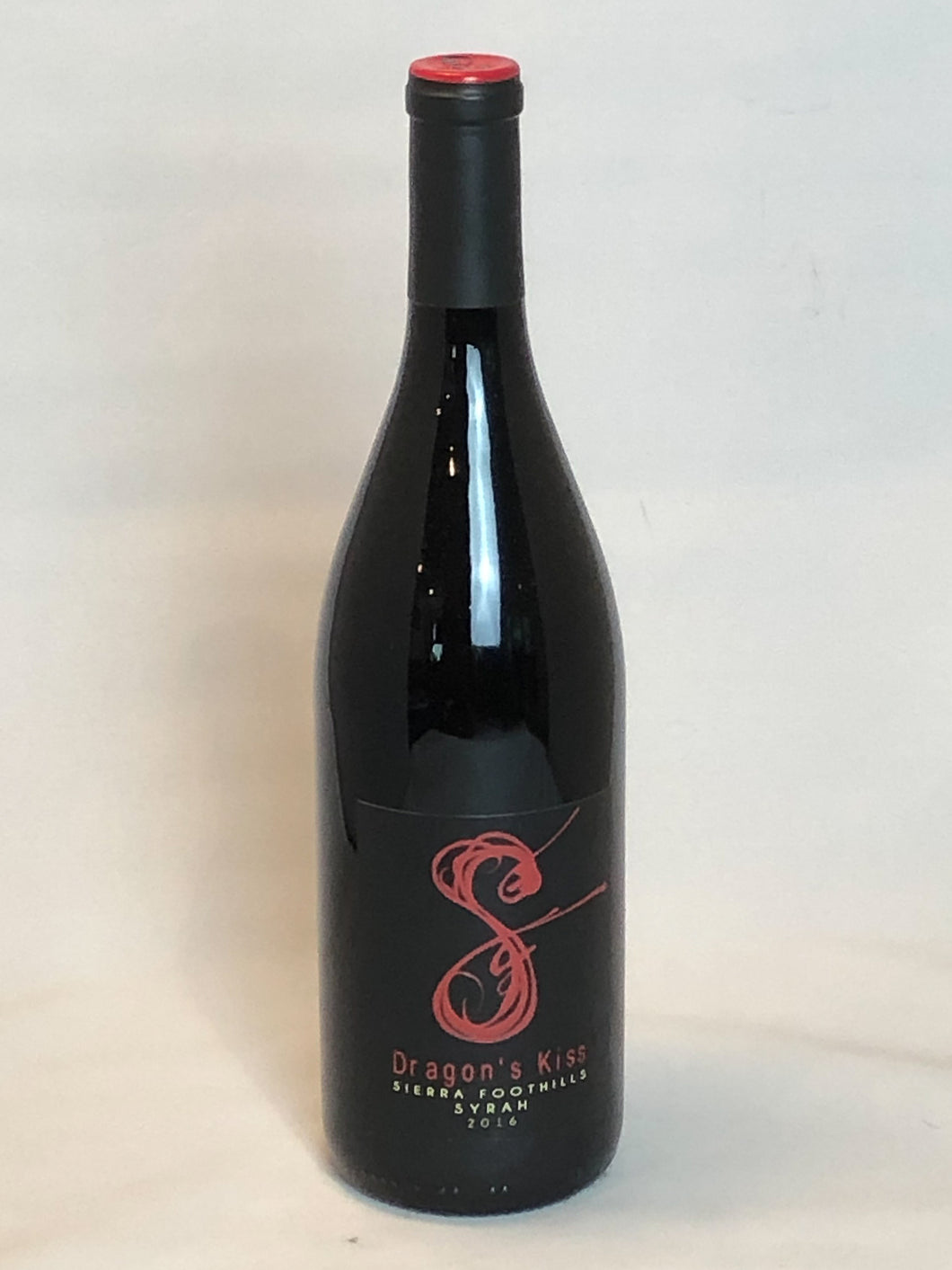 Spicy Vines – 2016 Dragons Kiss Syrah