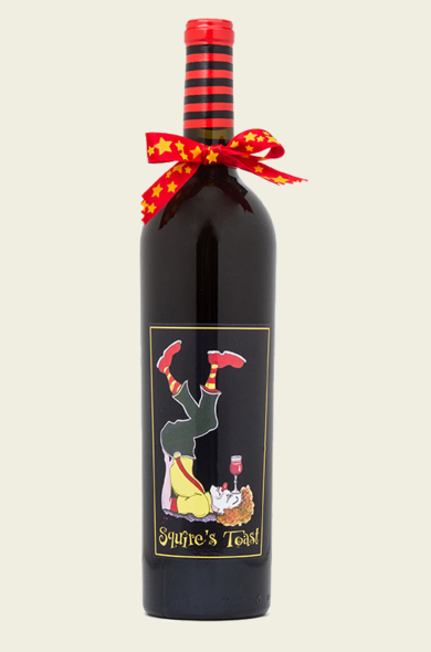 GlenLyon Winery - Squires Toast Red Blend