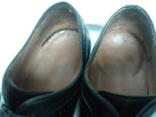 Load image into Gallery viewer, Magnanni Men's Shoe Black Leather Captoe 13 Med Made in Spain Preowned great shape. $95
