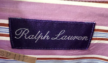 Load image into Gallery viewer, Ralph Lauren Purple Label Men Shirt, Medium, Preowned, excellent condition, $85.00