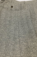 Polo Ralph Lauren Men's Pants Italian Taupe Beige Herringbone Camel 34 x 30 Preowned Excellent Condition $139