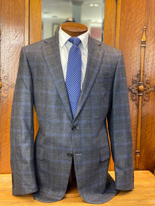 H. S. & Marx sportcoat made with fabric from Loro Piana