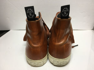 Tod's Snyder Tan Leather Hightops. 9.5 Med. $62