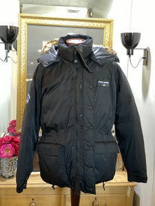 Men's Polo Sport Parka Jacket