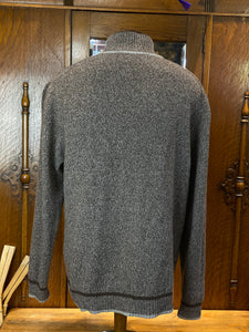 Etro Wool Half-Zip Sweater