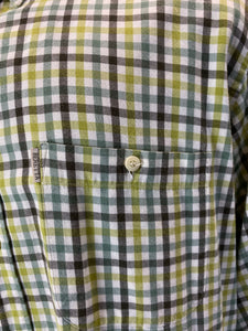 Men's Beretta Flannel Button-Down Shirt