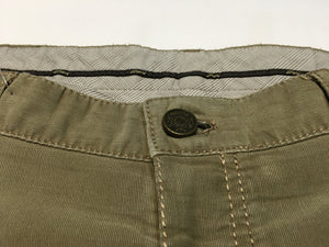 "Brioni Men's Pants ""Marmolada"". Made In Italy. Olive 38x30. Preowned. $89.50."