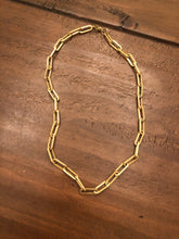 Load image into Gallery viewer, chunky gold choker