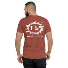 Load image into Gallery viewer, 12 FIRES Tri Blend T-shirt