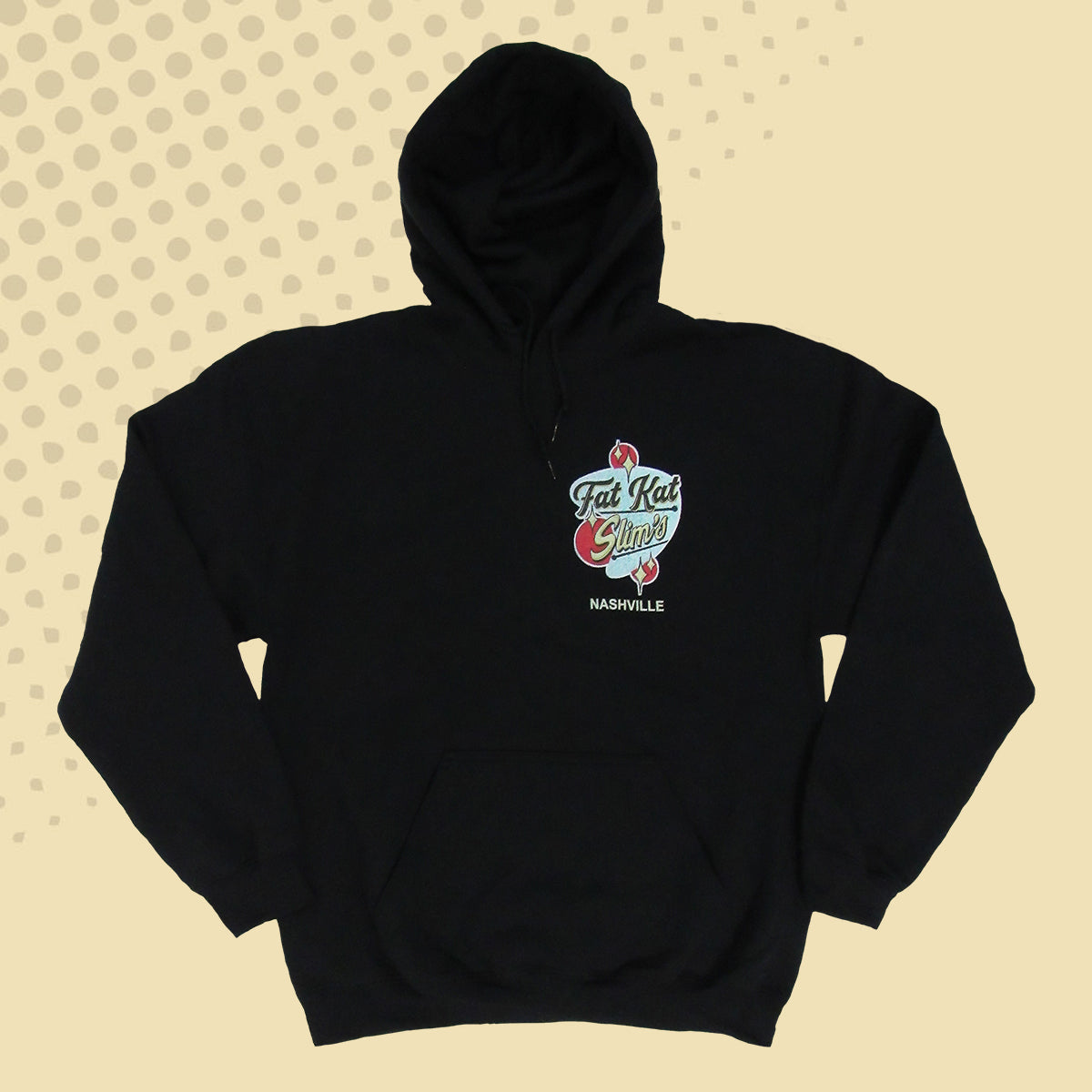 Panther Pullover Hoodie