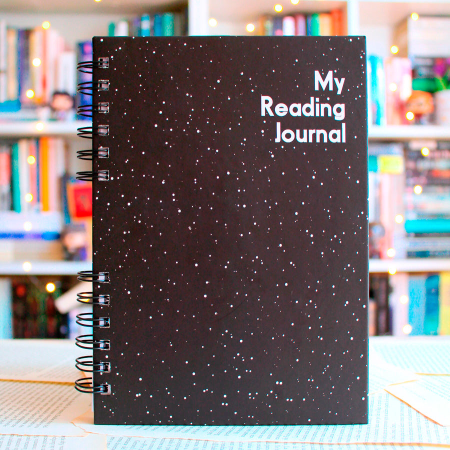 MY READING JOURNAL - DARK