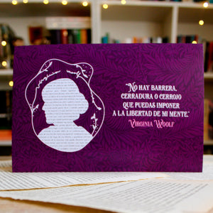 POSTAL VIRGINIA WOOLF