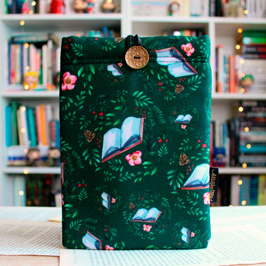 FUNDA FELIZ LECTURA - KINDLE