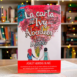 LA CARTA DE IVY ABERDEEN AL MUNDO POR ASHLEY HERRING