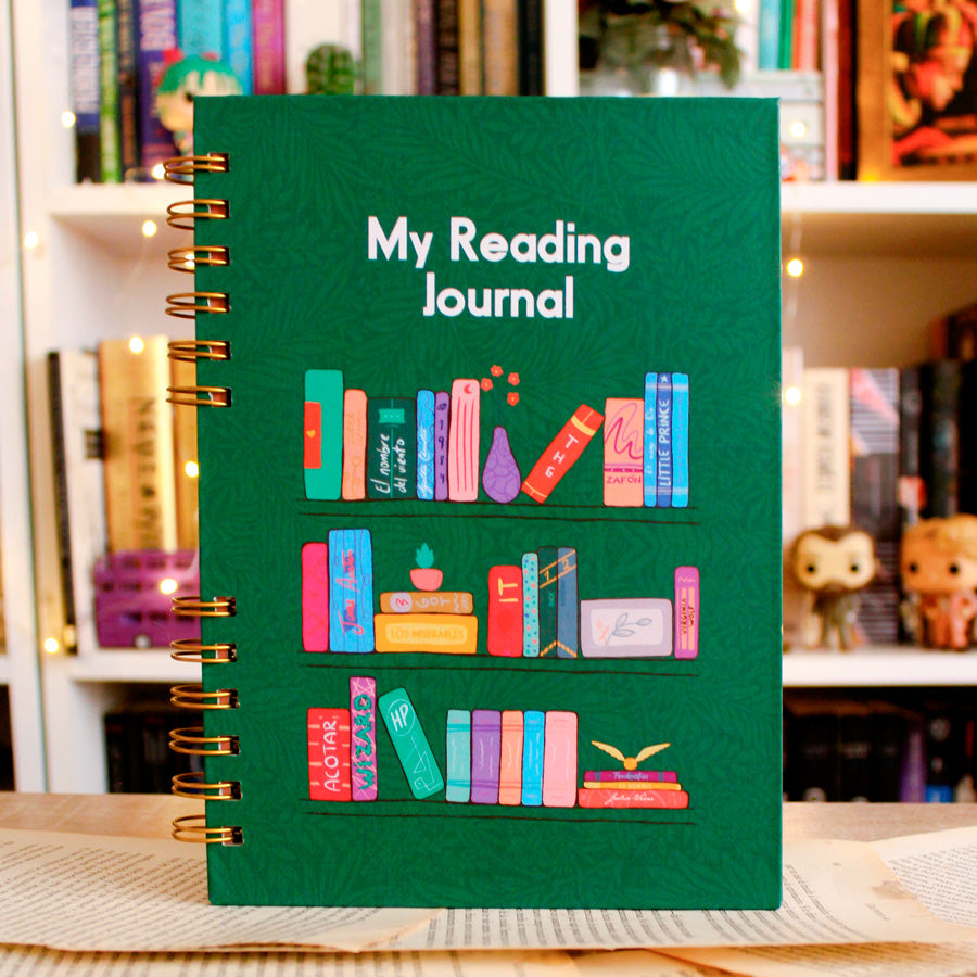 MY READING JOURNAL - VERDE