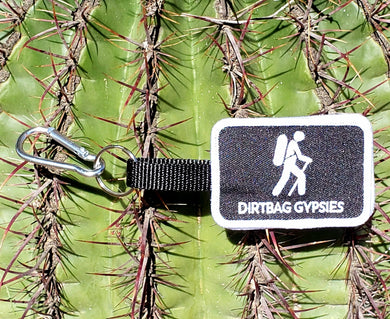 Dirtbag Gyspies Pack Hanger