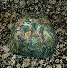 Load image into Gallery viewer, Mossy Oak Camo FlexFit Patched Pro Back Hat
