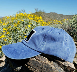 Royal Dirtbag Gypsies Patched Hat!  Adams Optimum Solid Pigment Dyed Hat.