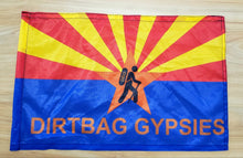 "Load image into Gallery viewer, DBG Arizona Mini Flag 18""x12"""
