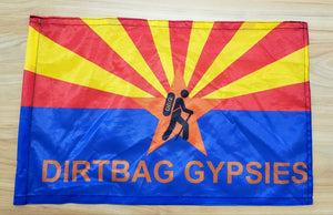 "DBG Arizona Mini Flag 18""x12"""