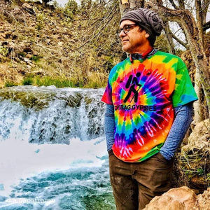 Dirtbag Gypsies Tie-Dye shirt -Michalangelo