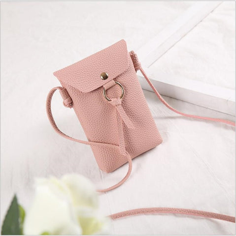 Universal Leather Phone Bag
