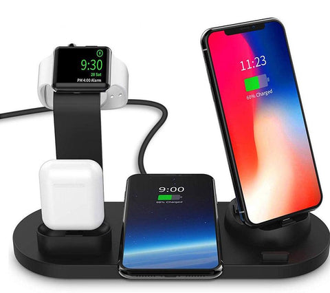 3 in 1 Charging Docking Station ab iPhone 8