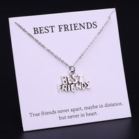 Wish Bone Horse Shoe Key Birds Wish Gift for her him Friendship Butterfly Owl Pendant Collar Statement Necklaces for Women