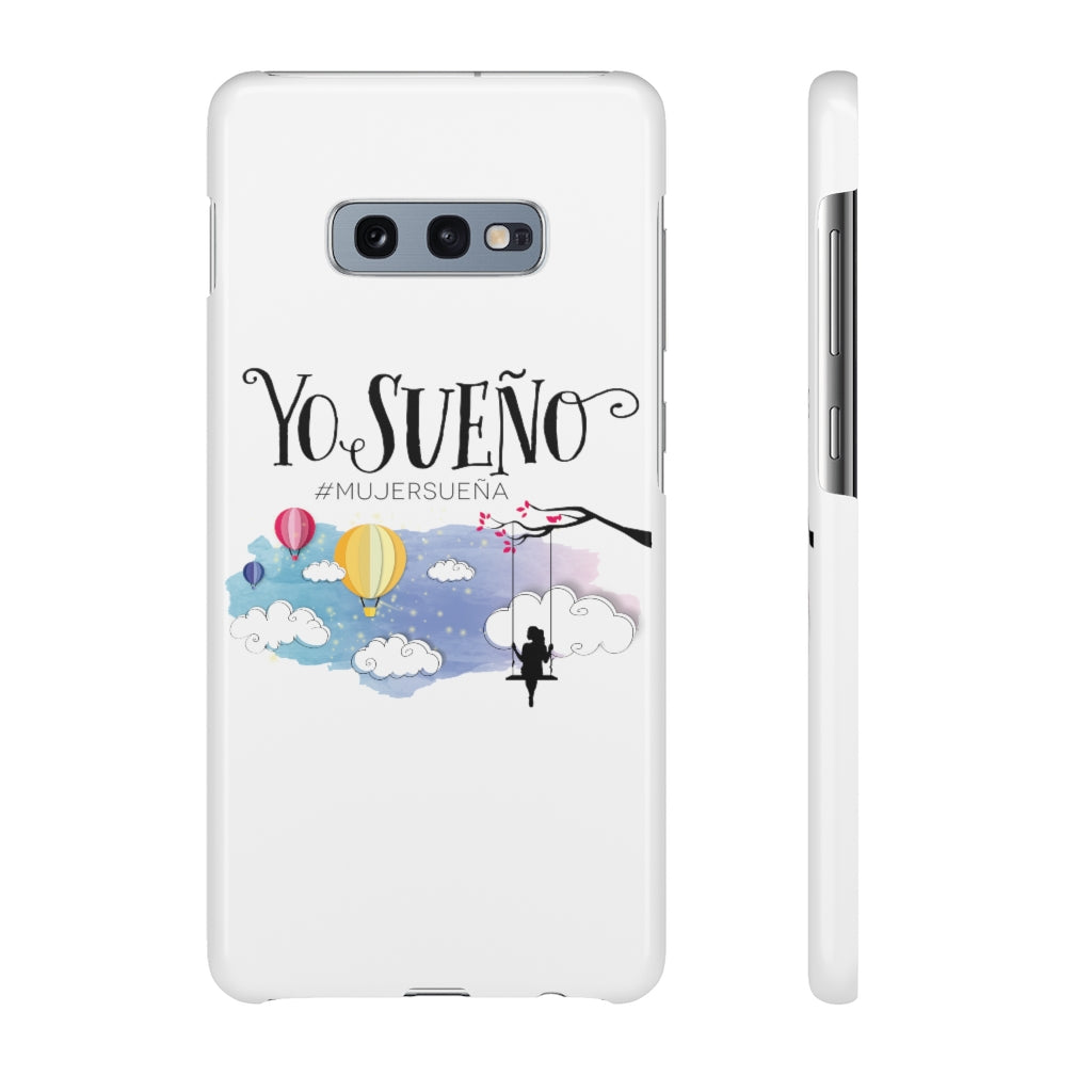 Yo Sueño - Glossy or Matte Snap Cases