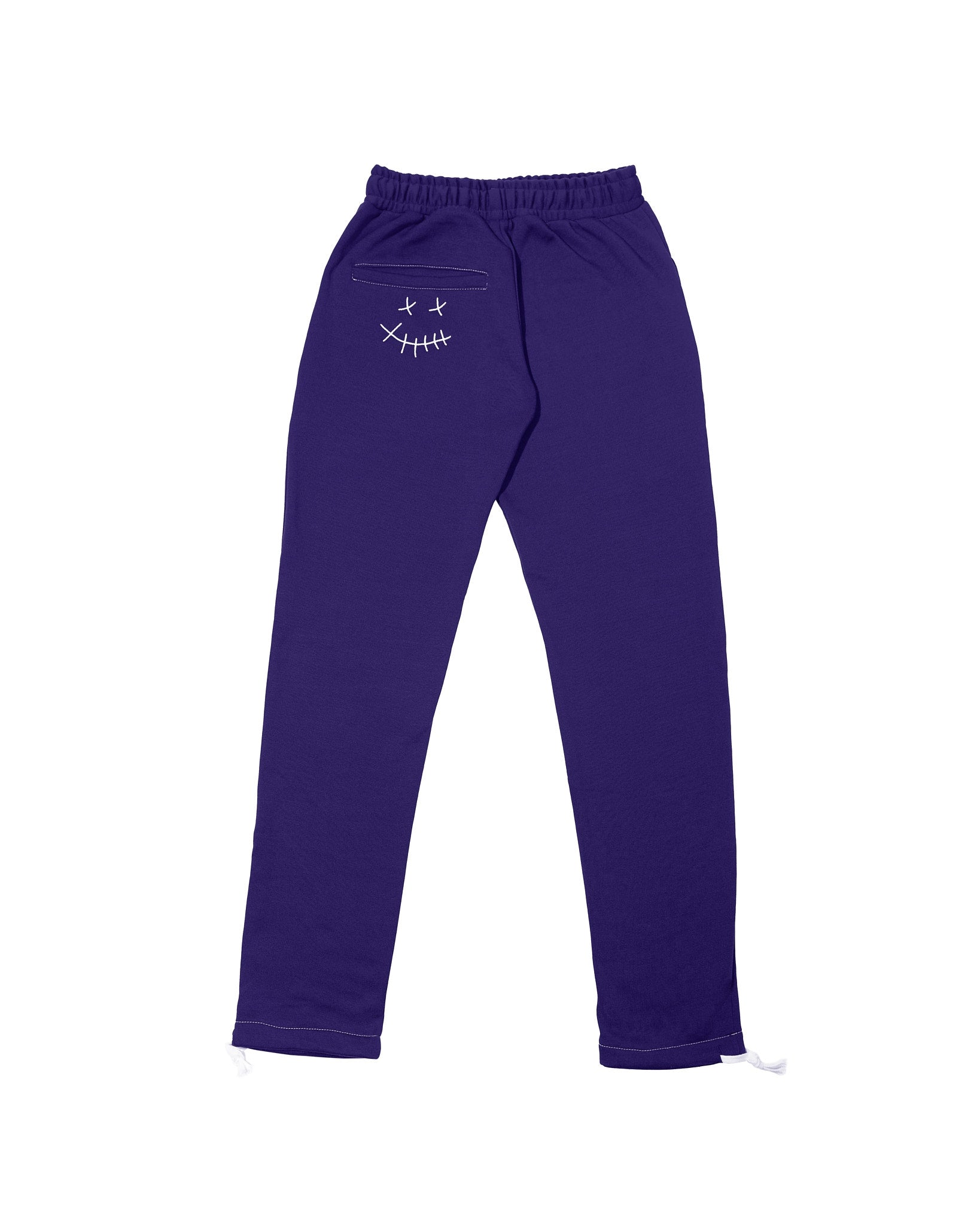 ROYAL PURP SWEATPANTS
